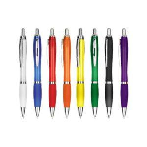 Bolígrafo Plástico Wind Color