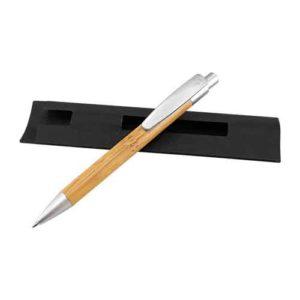 Bolígrafo de madera de Bamboo
