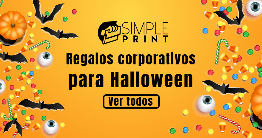 regalos corporativos para halloween